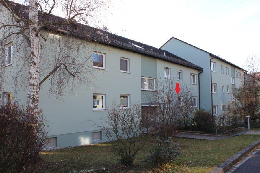 Hell – Schön – Bequem, 97218 Gerbrunn, Etagenwohnung