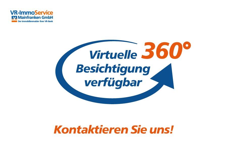Nette Maisonette - Wohnen in Veitshöchheim - 360 Grad