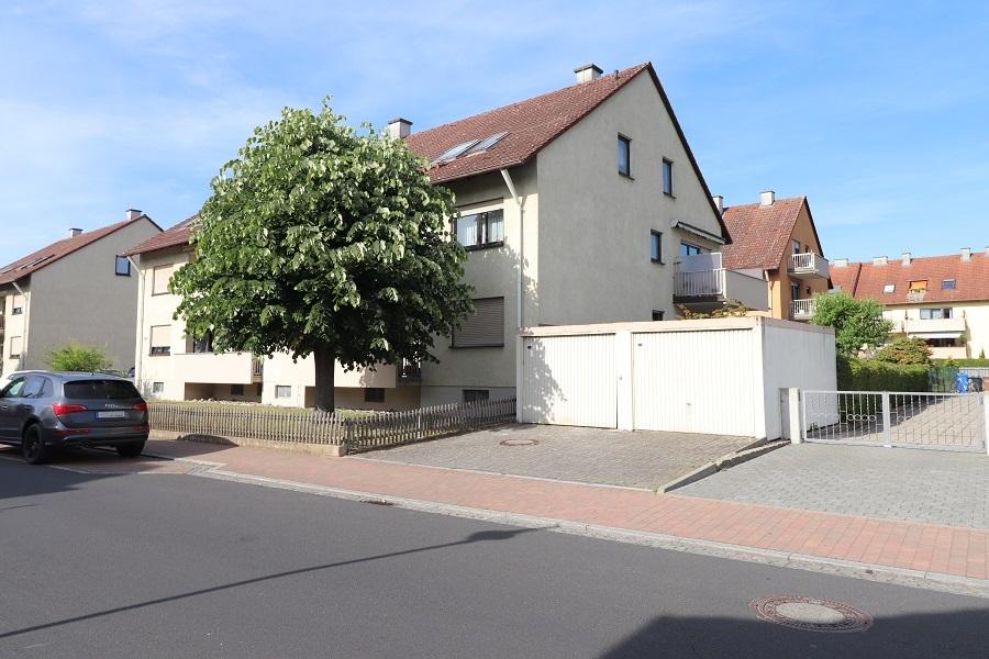 Nette Maisonette - Wohnen in Veitshöchheim - Titelbild